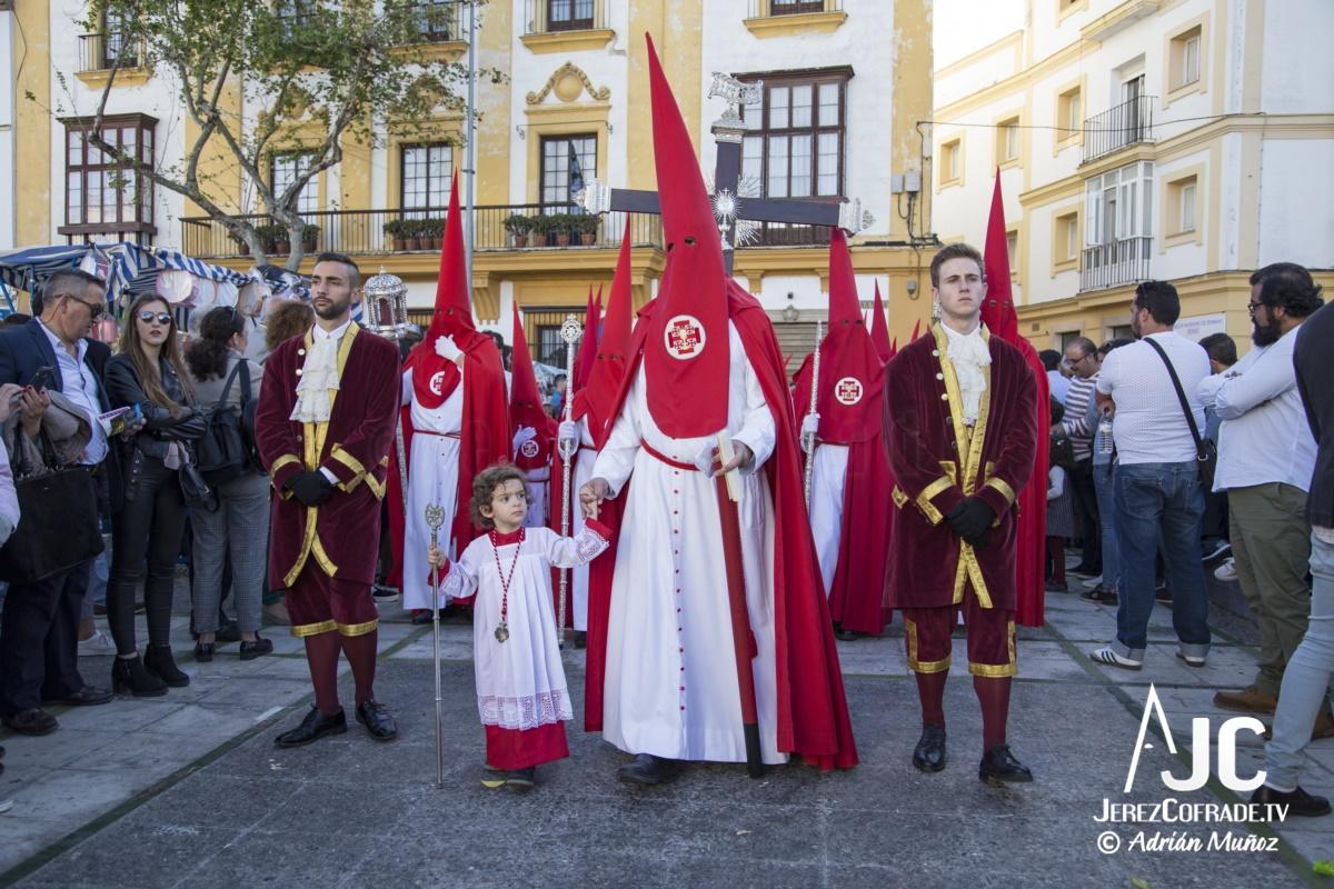Sagrada Cena – Lunes Santo Jerez 2019 (1)