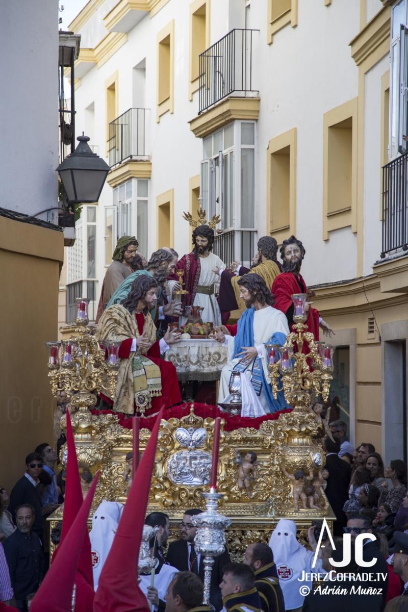 Sagrada Cena – Lunes Santo Jerez 2019 (2)