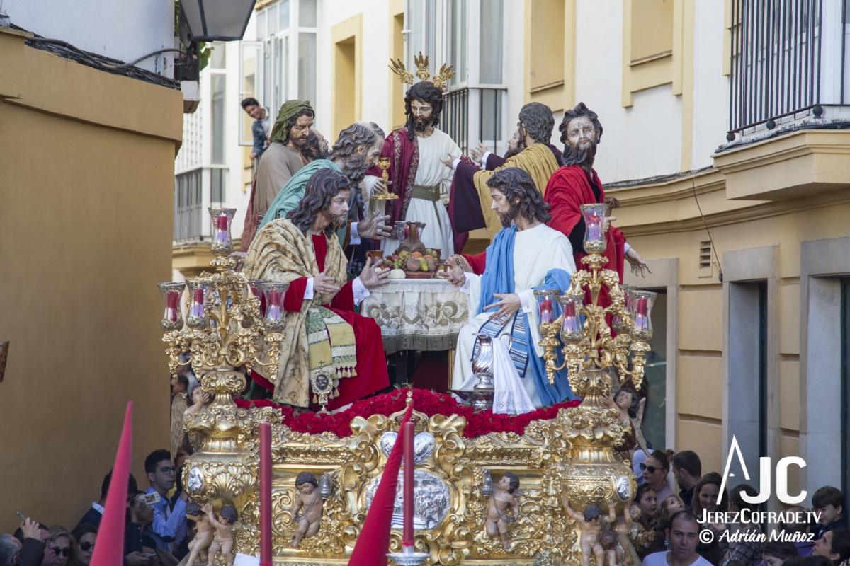 Sagrada Cena – Lunes Santo Jerez 2019 (3)