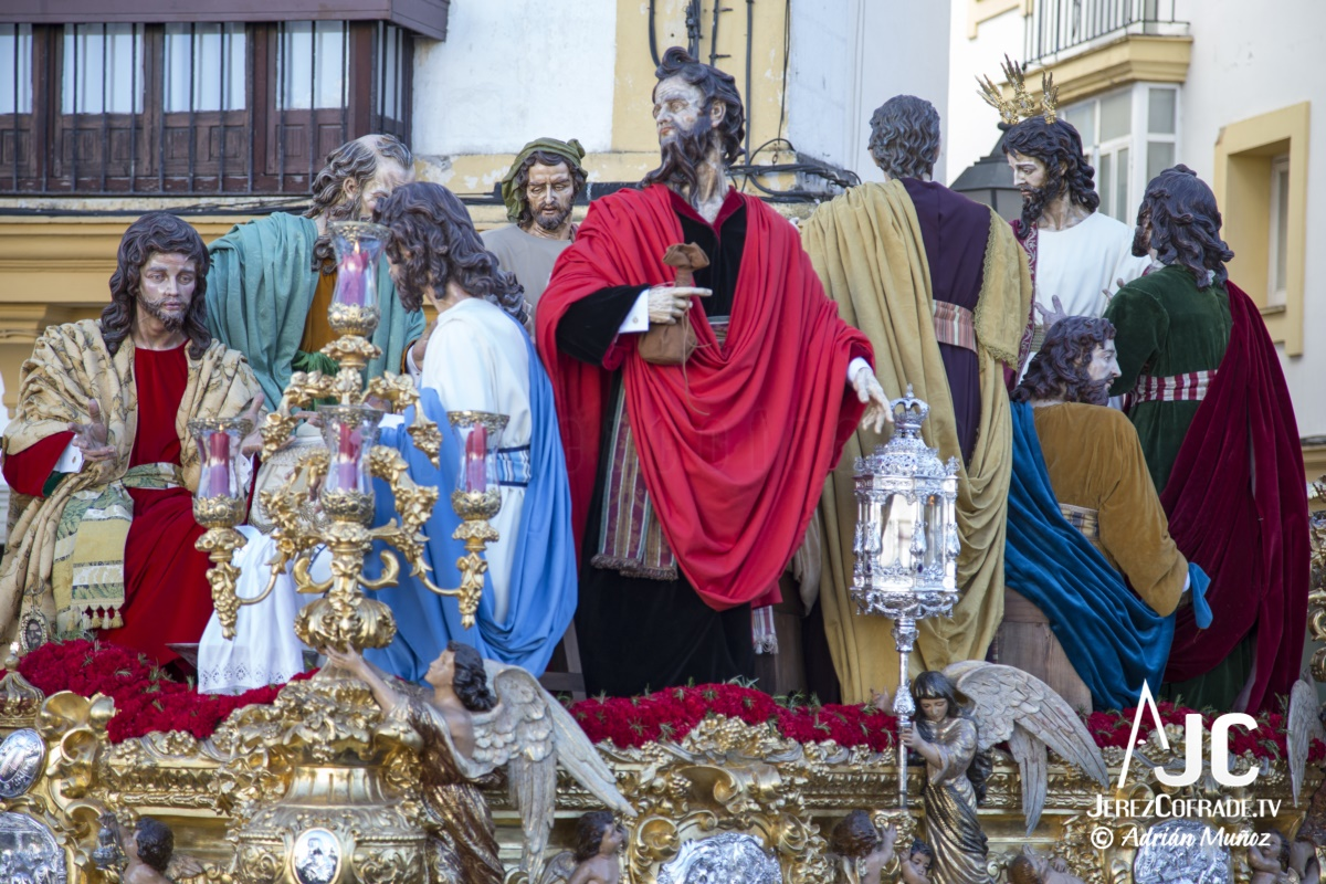 Sagrada Cena – Lunes Santo Jerez 2019 (5)