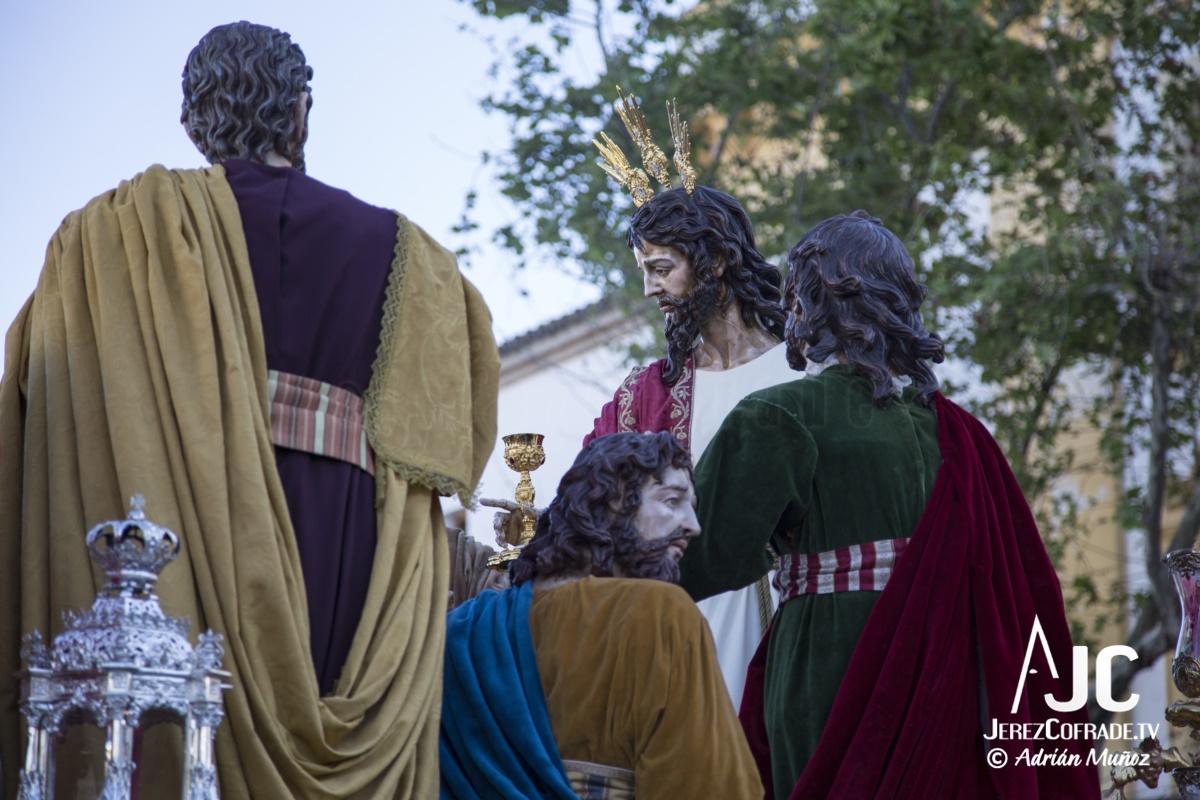 Sagrada Cena – Lunes Santo Jerez 2019 (6)