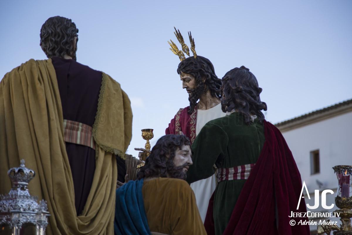 Sagrada Cena – Lunes Santo Jerez 2019 (7)