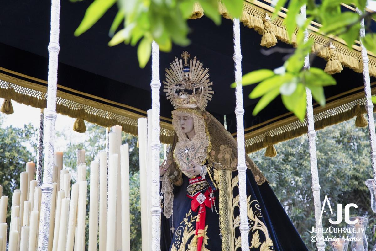 Consuelo del Peliron – Miércoles Santo Jerez 2019 (4)