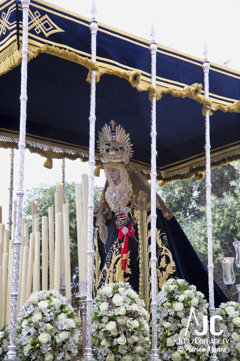 Consuelo del Peliron – Miércoles Santo Jerez 2019 (5)