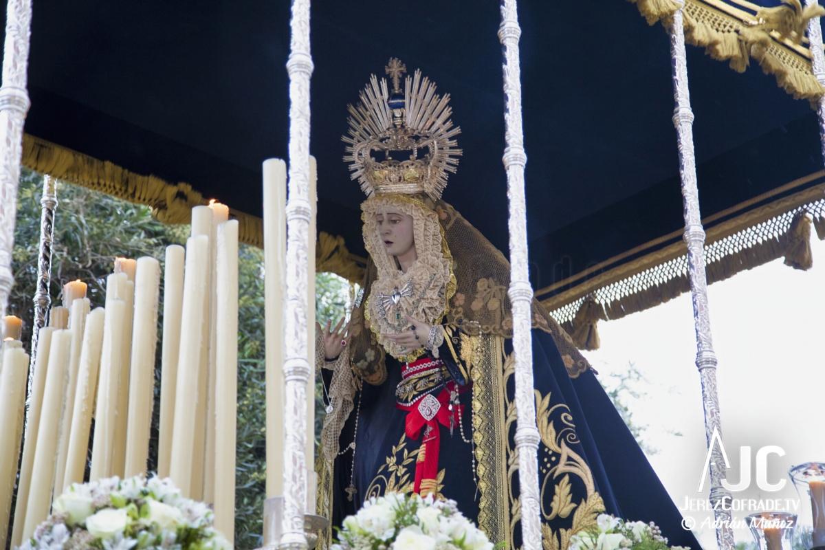 Consuelo del Peliron – Miércoles Santo Jerez 2019 (6)