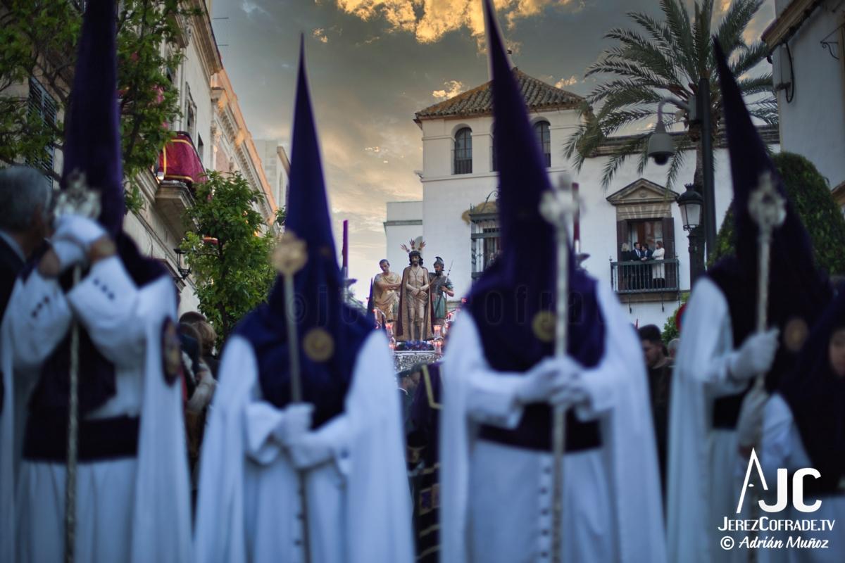 Ecce Homo – Jueves Santo Jerez 2019 (1)