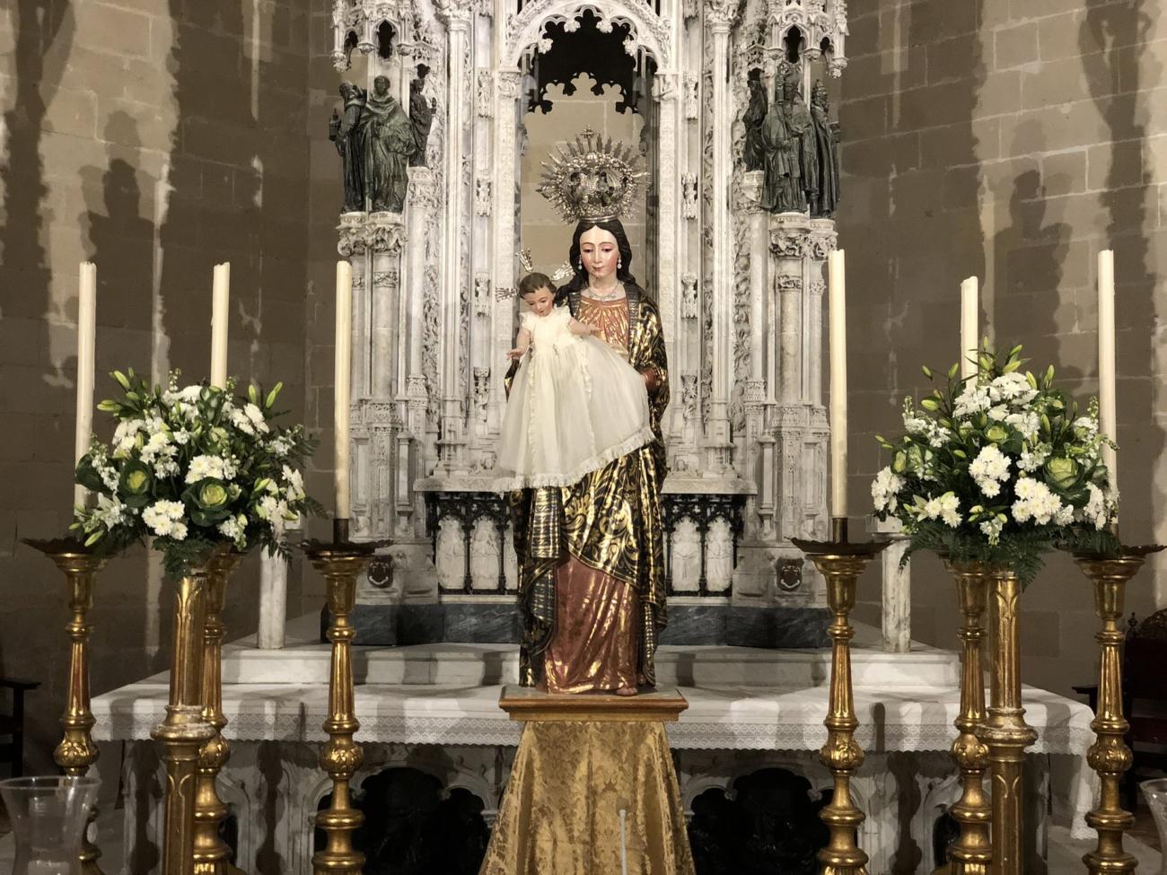 Ntra. Sra. de la Paz – Sacramental de Santiago