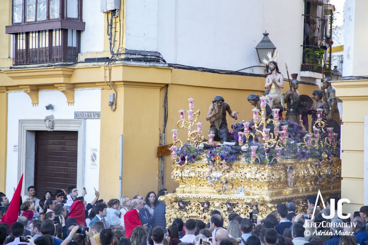 Judios de San Mateo – Martes Santo Jerez 2019 (1)