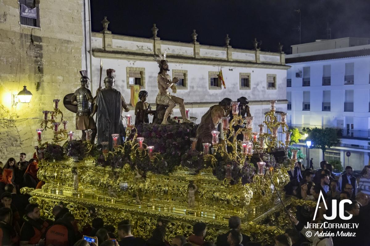 Judios de San Mateo – Martes Santo Jerez 2019 (7)