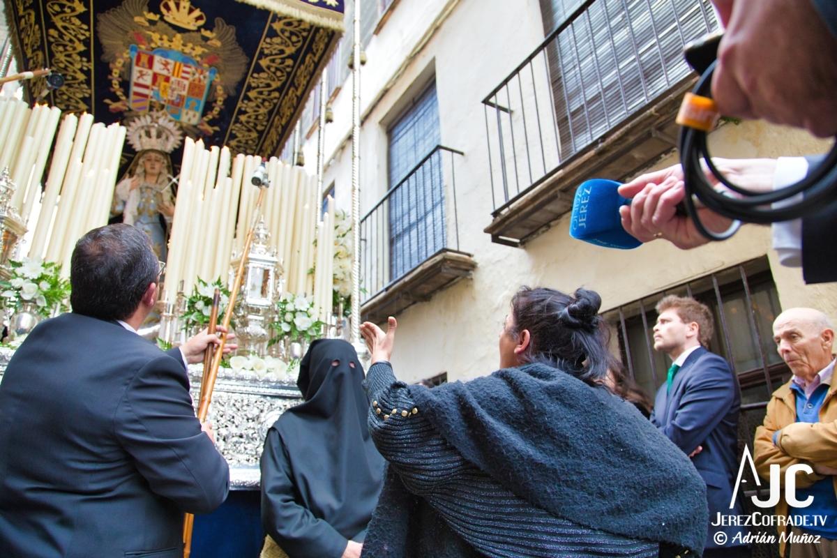 Nuestra Sra de las Lagrimas – Jueves Santo Jerez 2019 (4)
