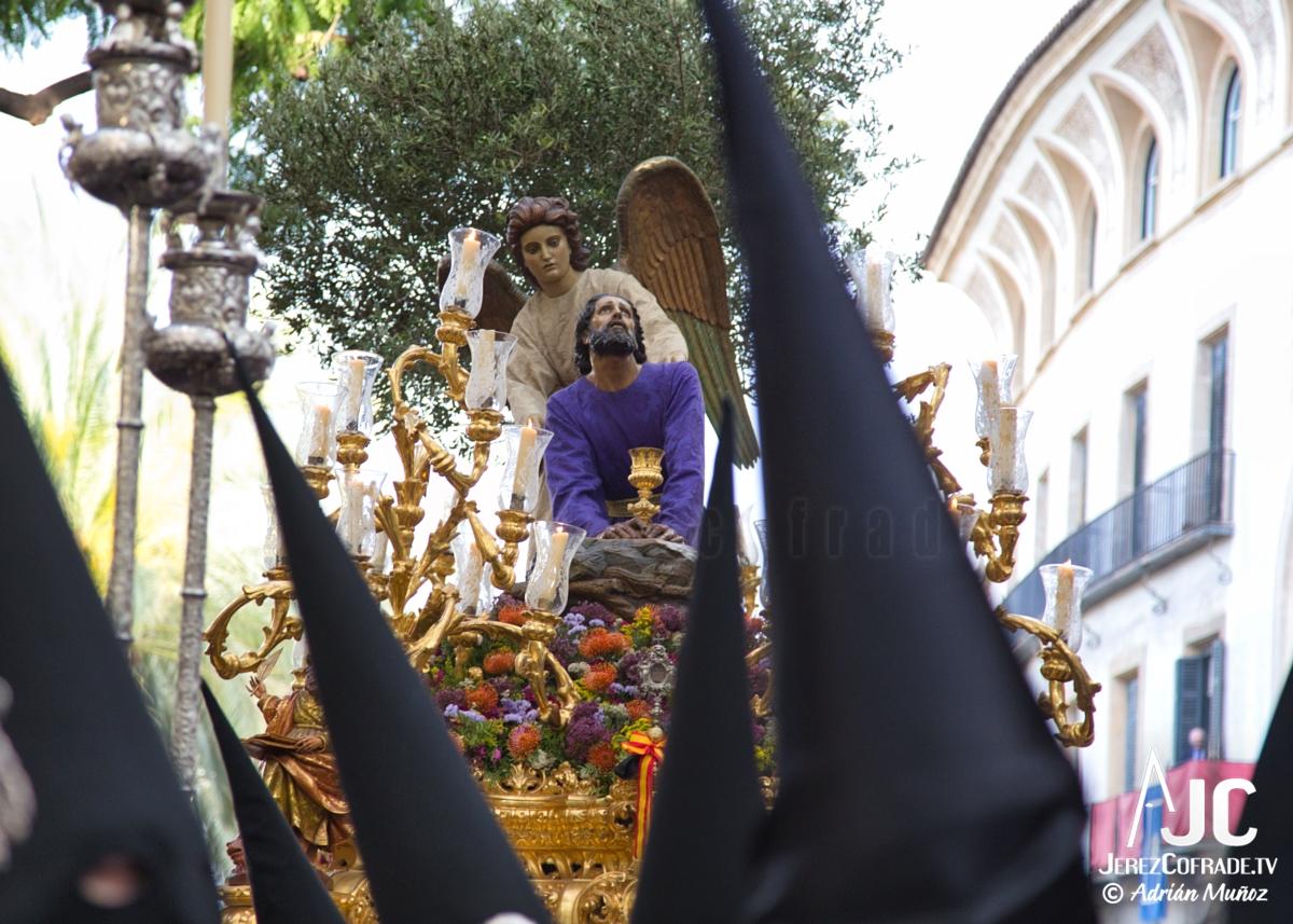 Oracion en el Huerto – Jueves Santo Jerez 2019 (1)