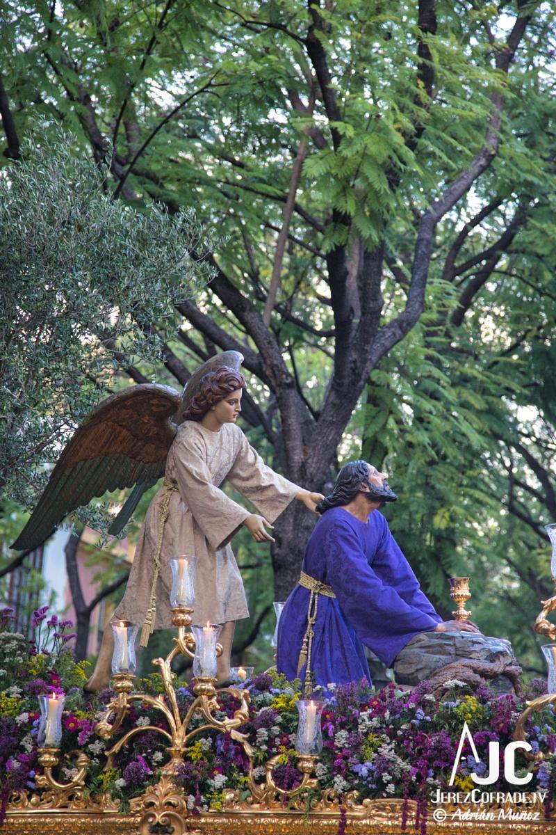 Oracion en el Huerto – Jueves Santo Jerez 2019 (10)