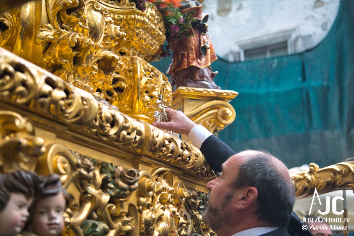 Oracion en el Huerto – Jueves Santo Jerez 2019 (2)