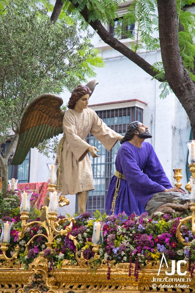 Oracion en el Huerto – Jueves Santo Jerez 2019 (5)