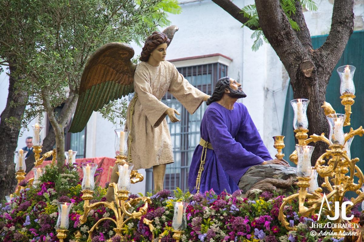 Oracion en el Huerto – Jueves Santo Jerez 2019 (6)