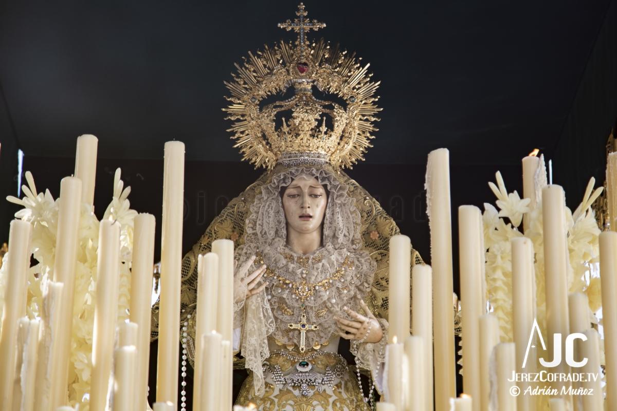 Salud y Esperanza – Martes Santo Jerez 2019 (2)