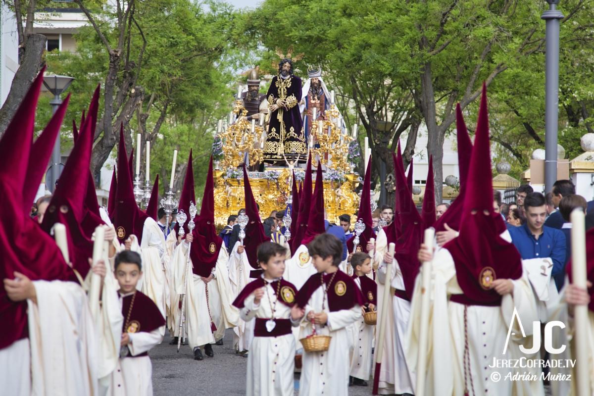Soberano Poder – Miércoles Santo Jerez 2019 (2)
