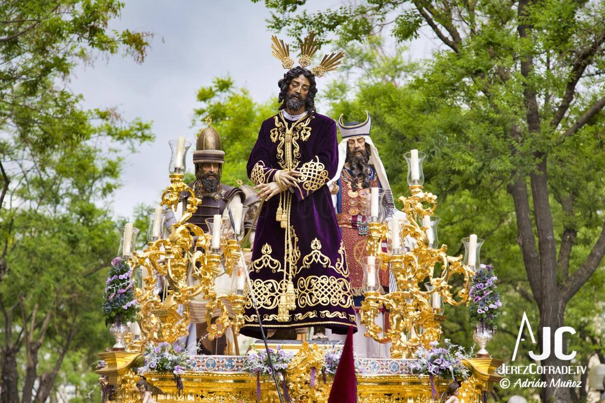 Soberano Poder – Miércoles Santo Jerez 2019 (3)