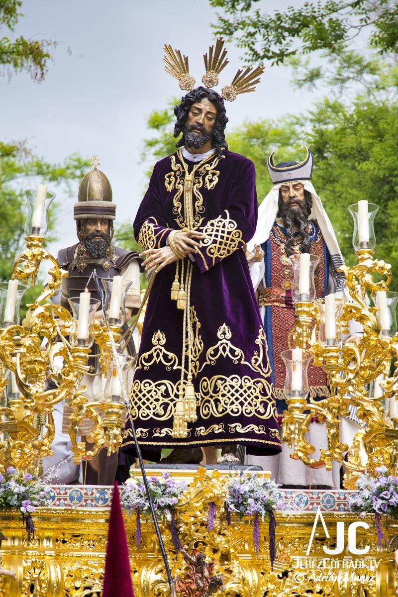 Soberano Poder – Miércoles Santo Jerez 2019 (4)