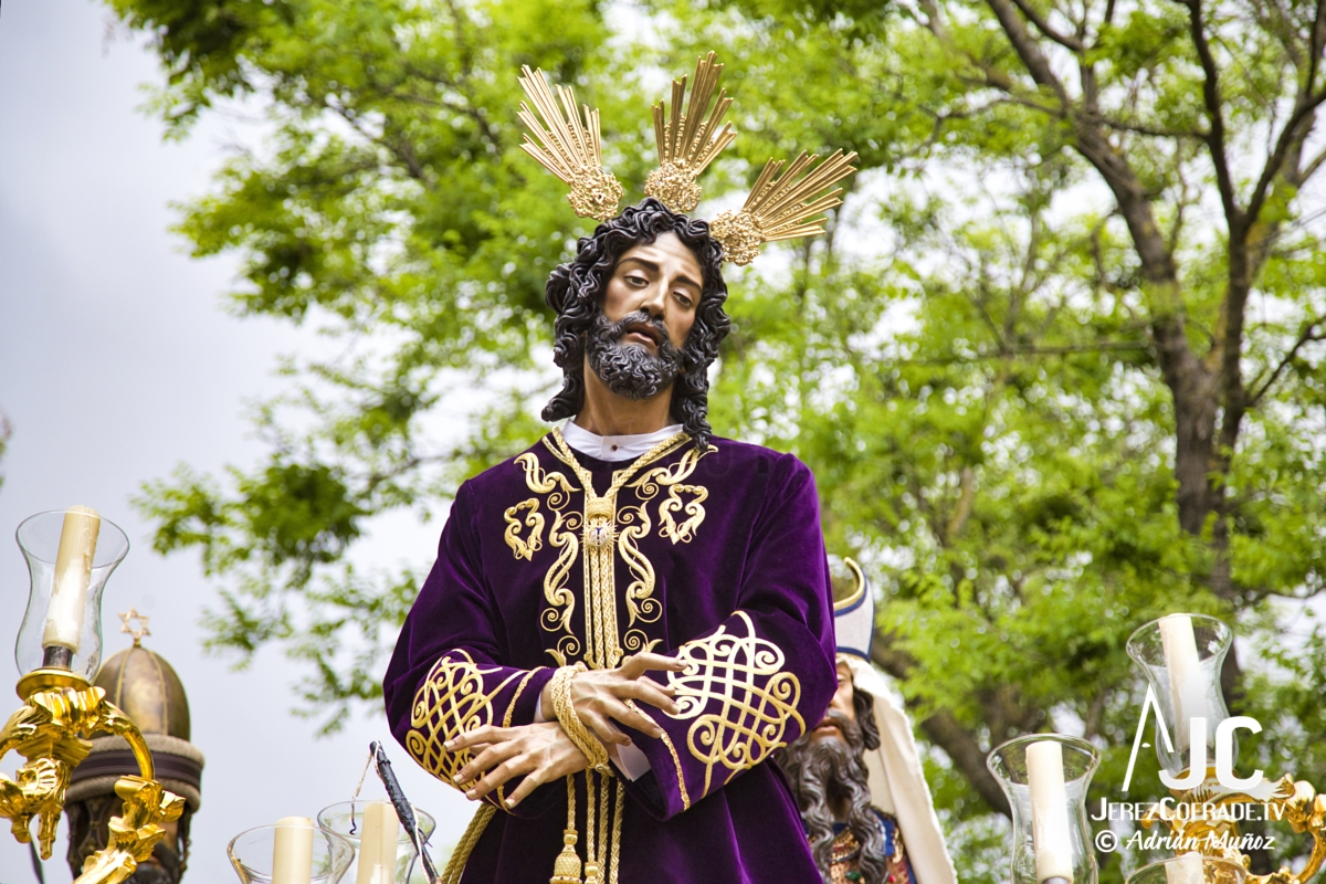 Soberano Poder – Miércoles Santo Jerez 2019 (5)