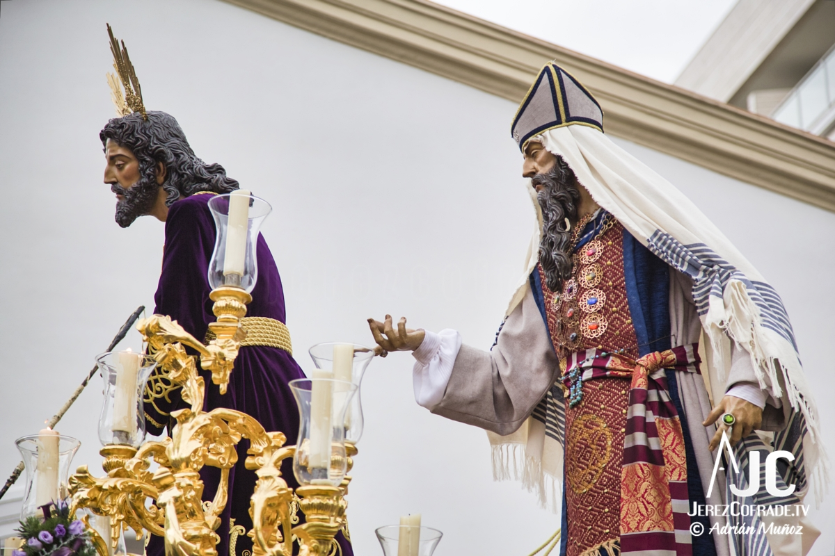 Soberano Poder – Miércoles Santo Jerez 2019 (9)