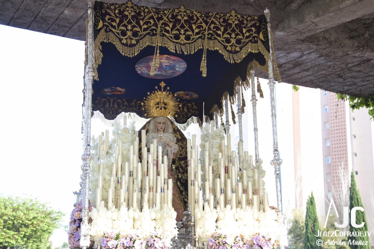 Concepción Coronada – Exaltacion – Viernes Santo Jerez 2019 (3)