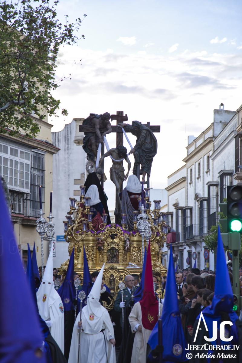 Descendimiento – Viernes Santo Jerez 2019 (1)