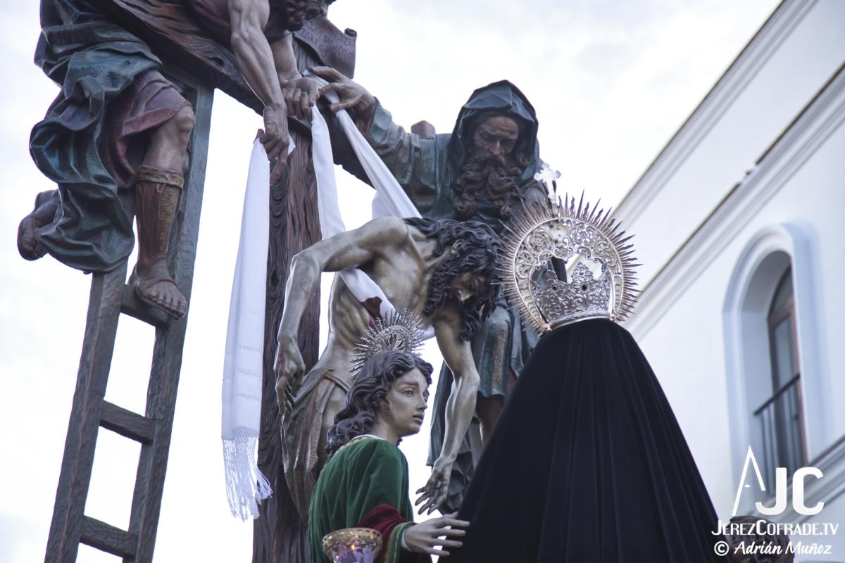 Descendimiento – Viernes Santo Jerez 2019 (3)