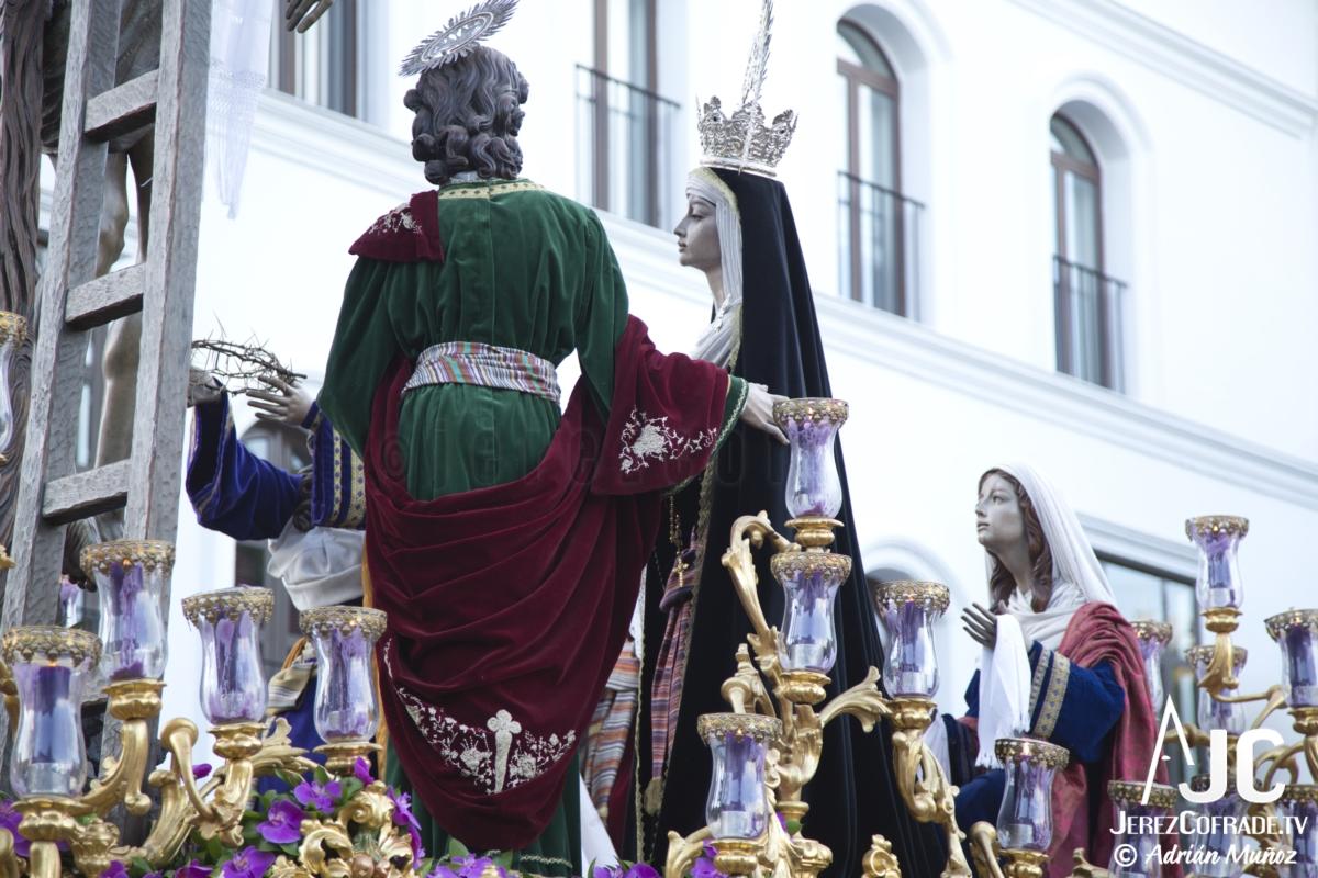 Descendimiento – Viernes Santo Jerez 2019 (4)