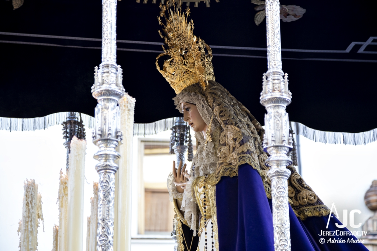 Dulce Nombre – Noche de Jesús Jerez 2019 (1)