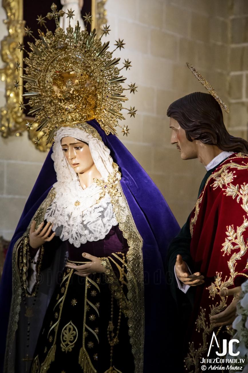 Dulce Nombre – Segundo Domingo de Cuaresma Jerez 2020 (1)