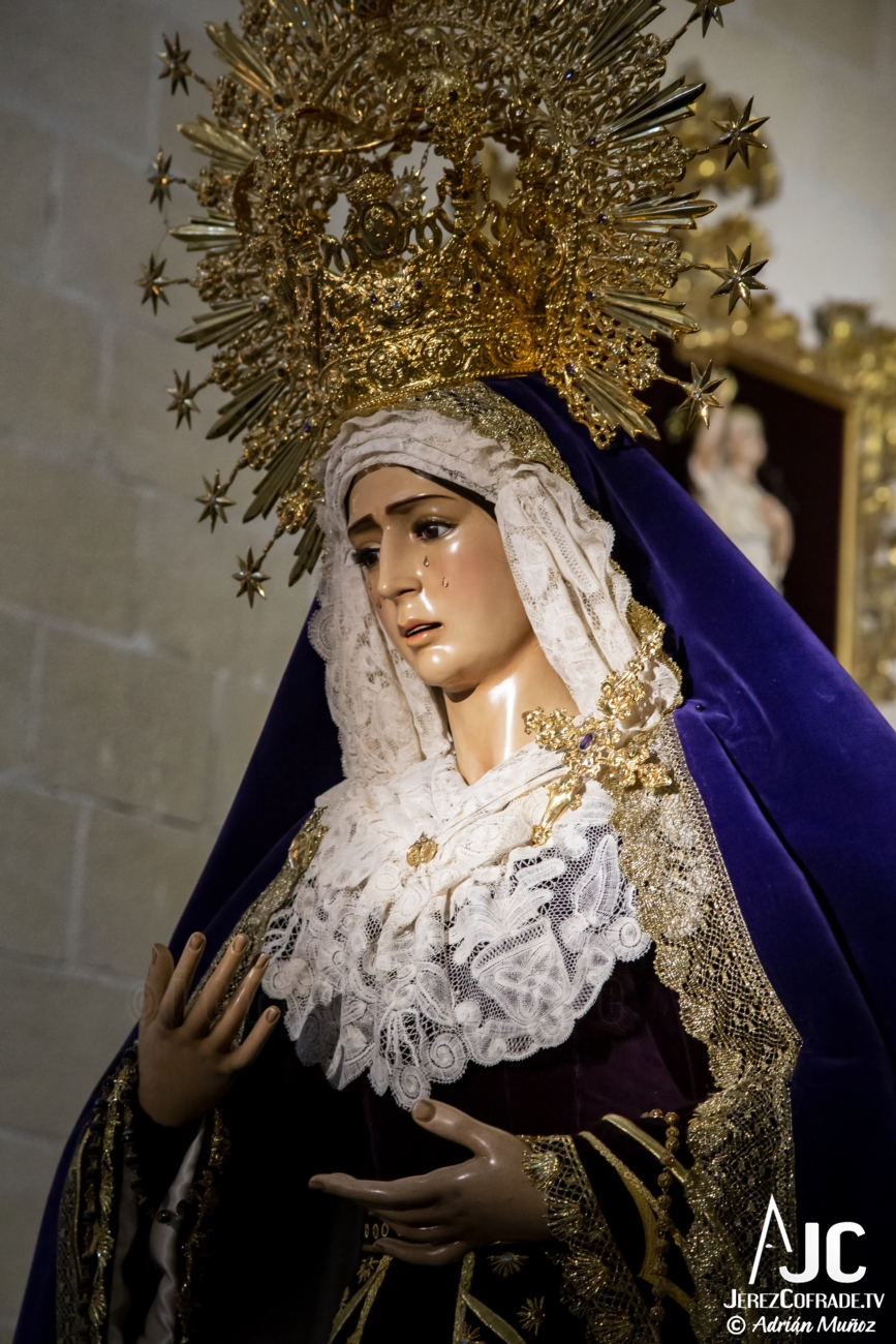 Dulce Nombre – Segundo Domingo de Cuaresma Jerez 2020 (2)