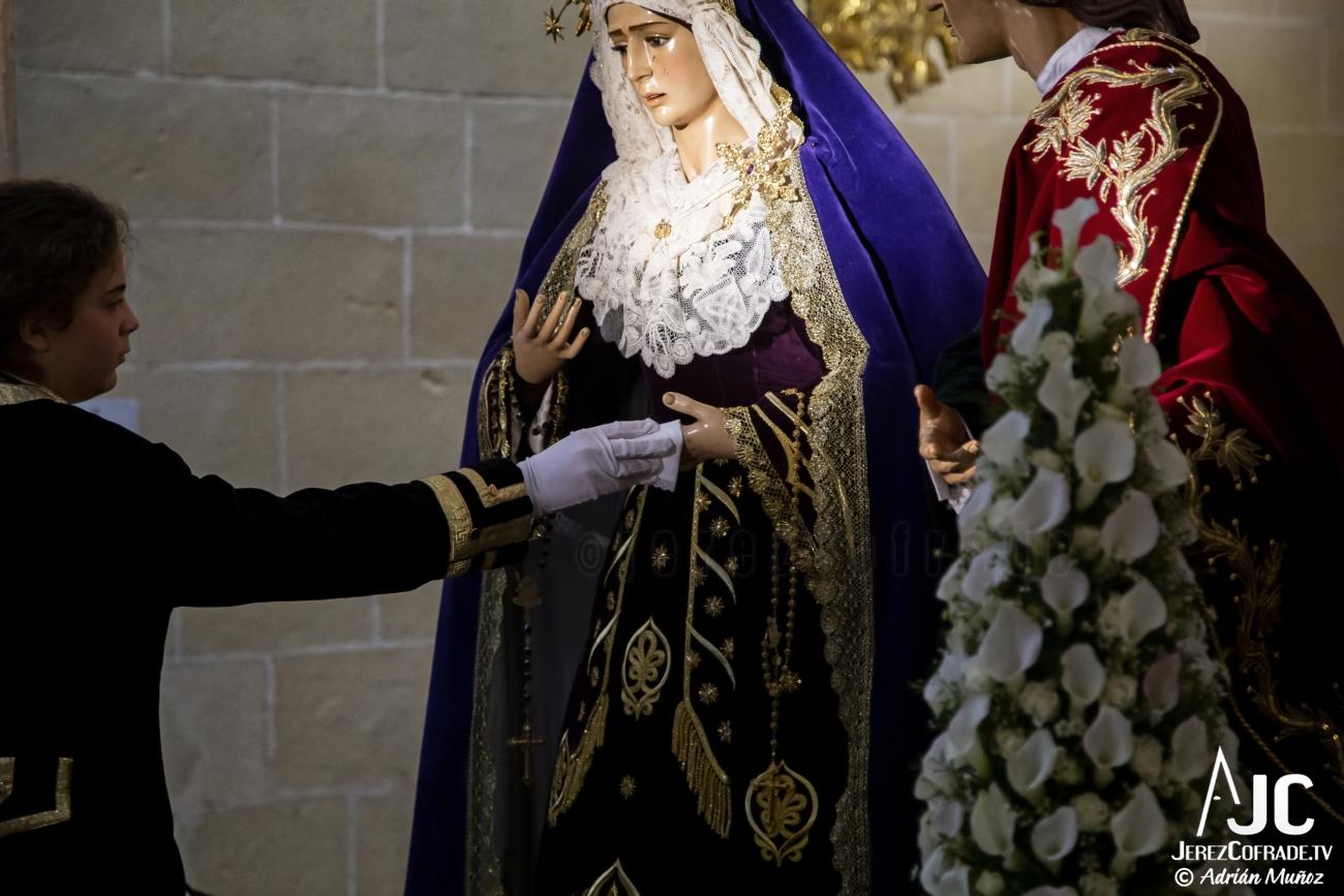 Dulce Nombre – Segundo Domingo de Cuaresma Jerez 2020 (4)
