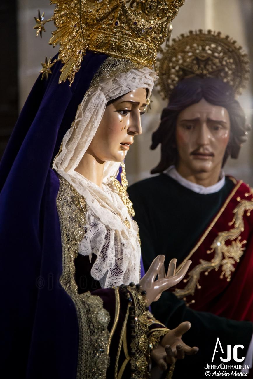 Dulce Nombre – Segundo Domingo de Cuaresma Jerez 2020 (5)