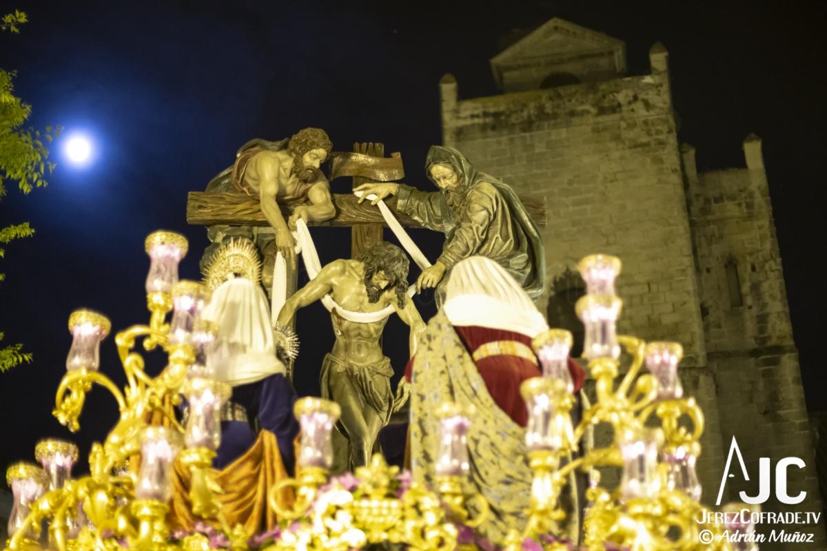 El descendimiento – Viernes Santo Jerez 2019 (1)