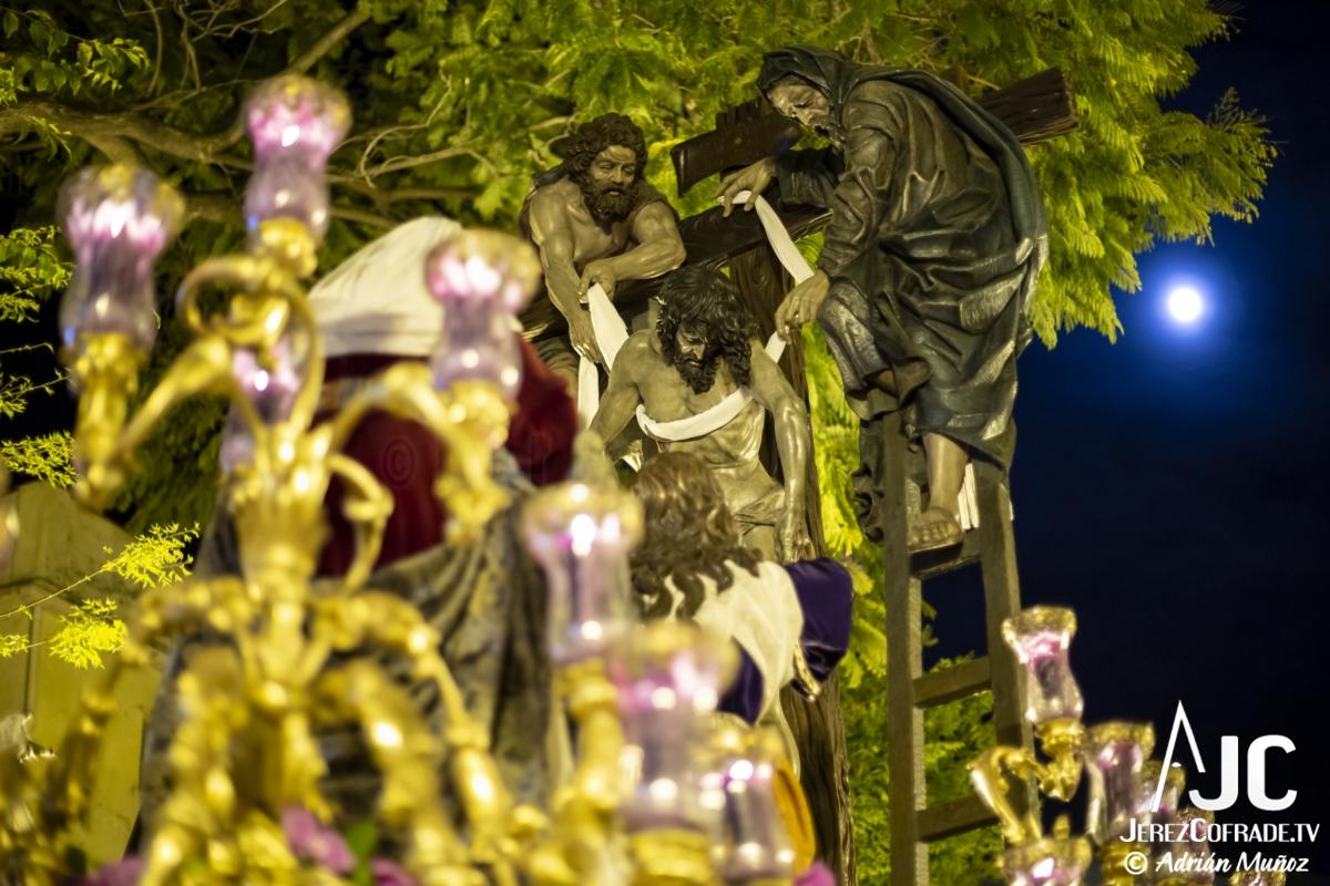 El descendimiento – Viernes Santo Jerez 2019 (6)