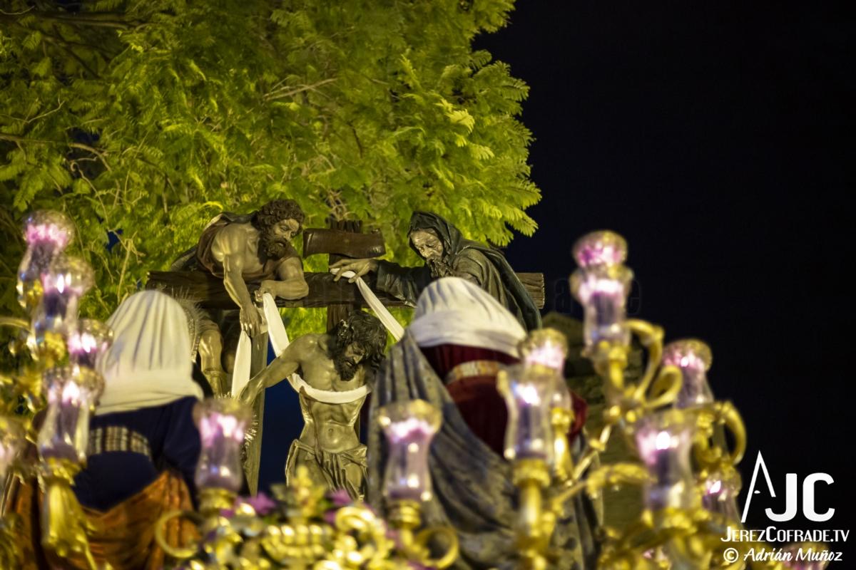 El descendimiento – Viernes Santo Jerez 2019 (7)