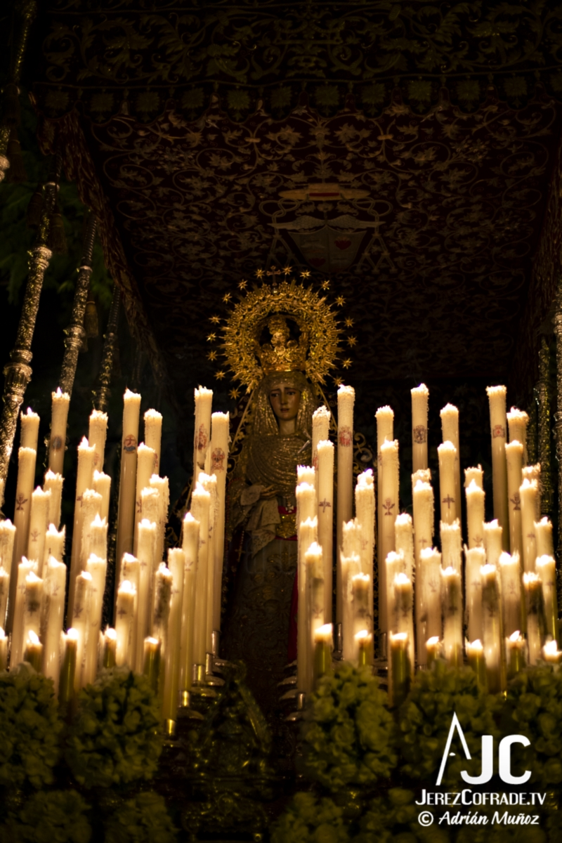 Encarnacion – Noche de Jesús Jerez 2019