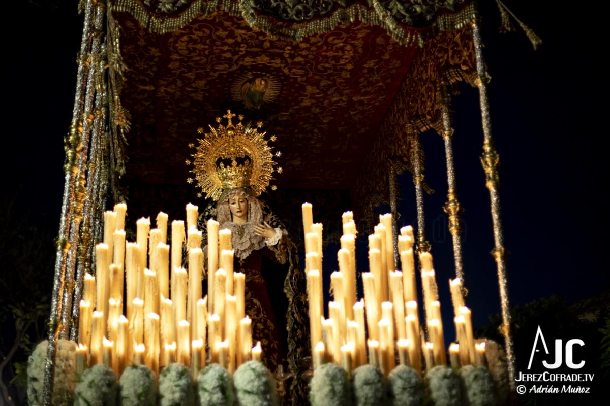Esperanza de San Francisco – Noche de Jesús Jerez 2019 (1)