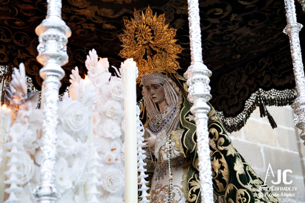 Esperanza de la Yedra – Noche de Jesús Jerez 2019 (2)
