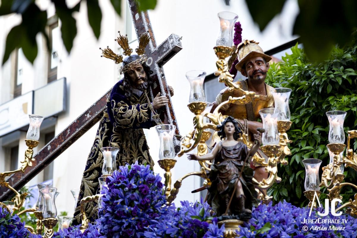 Jesus Nazareno – Noche de Jesús Jerez 2019 (4)