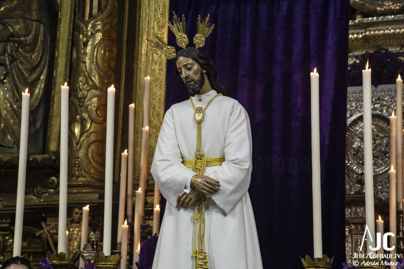 Jesus del Consuelo – Segundo Domingo de Cuaresma Jerez 2020 (1)