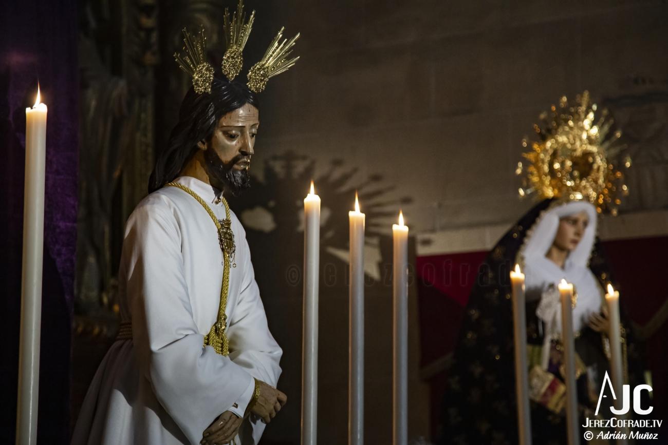 Jesus del Consuelo – Segundo Domingo de Cuaresma Jerez 2020 (2)