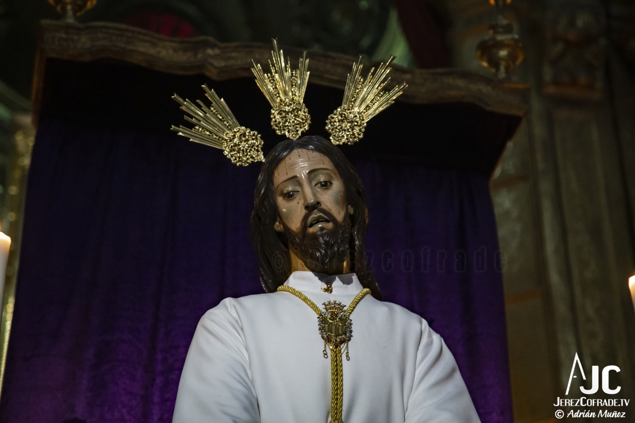 Jesus del Consuelo – Segundo Domingo de Cuaresma Jerez 2020 (3)