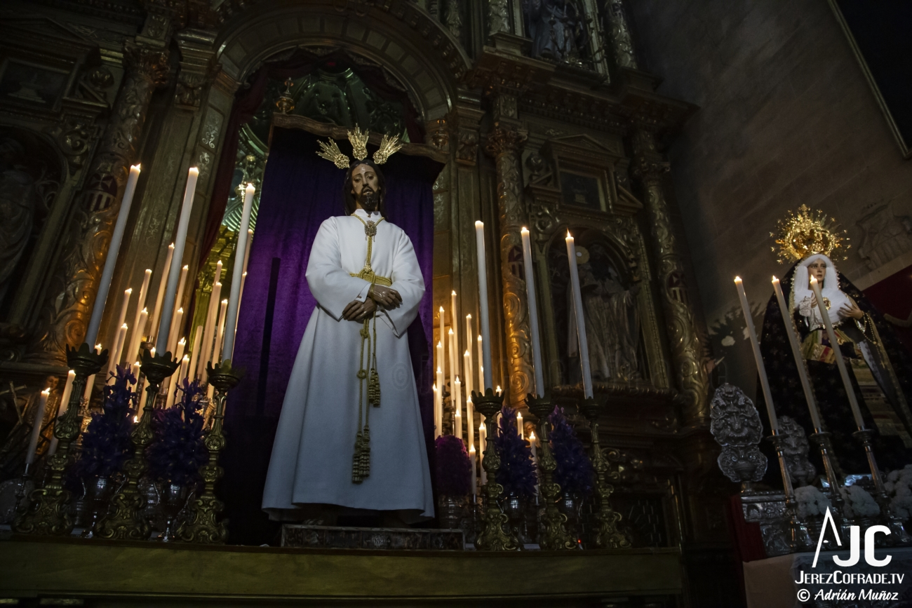 Jesus del Consuelo – Segundo Domingo de Cuaresma Jerez 2020 (4)