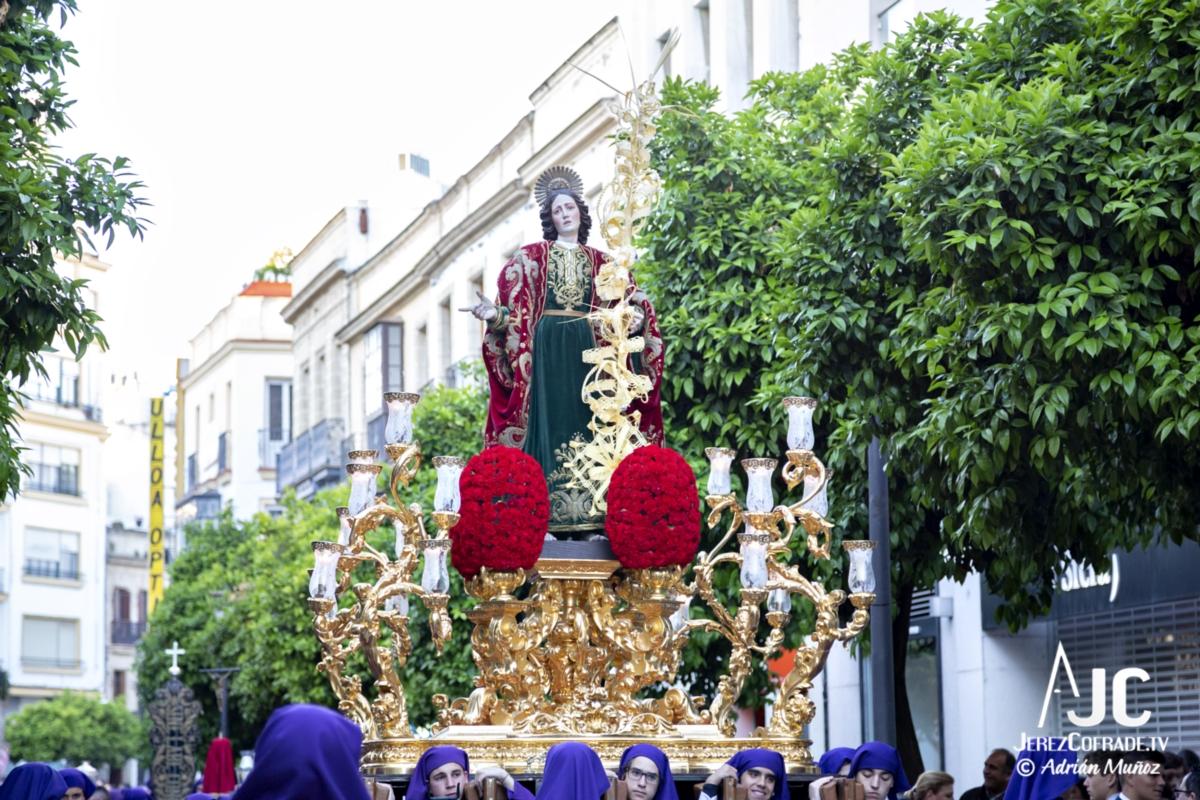 Juanillo Nazareno – Noche de Jesús Jerez 2019 (1)