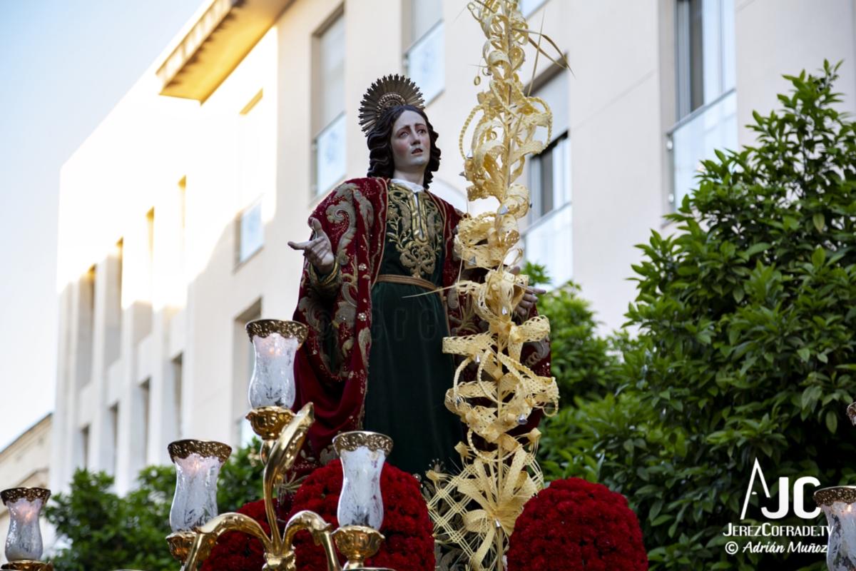 Juanillo Nazareno – Noche de Jesús Jerez 2019 (2)
