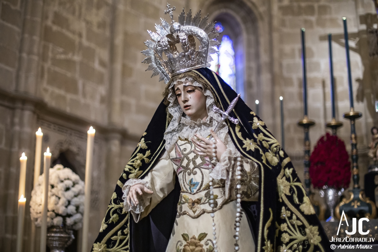 Lagrimas – Segundo Domingo de Cuaresma Jerez 2020 (1)