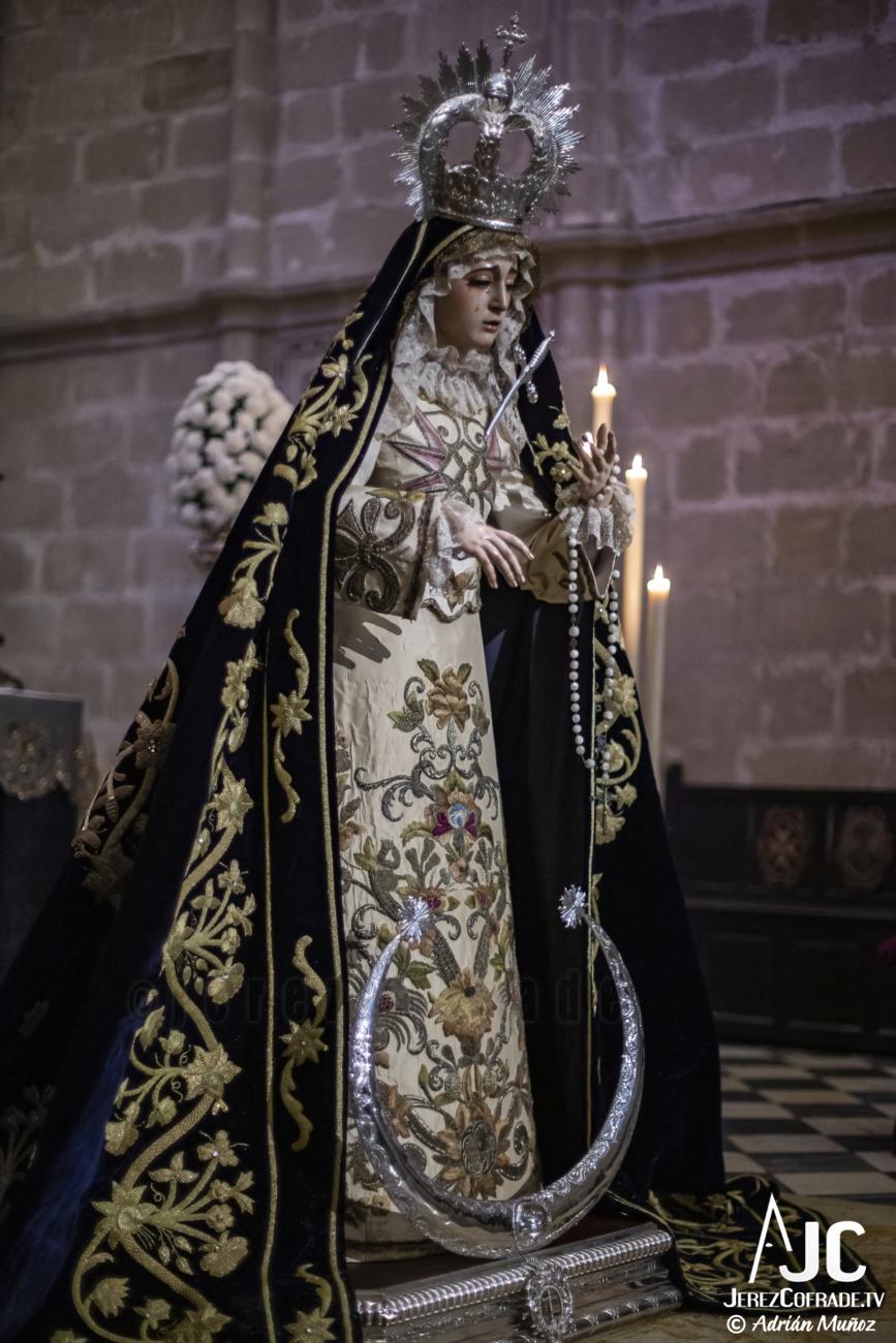 Lagrimas – Segundo Domingo de Cuaresma Jerez 2020 (5)