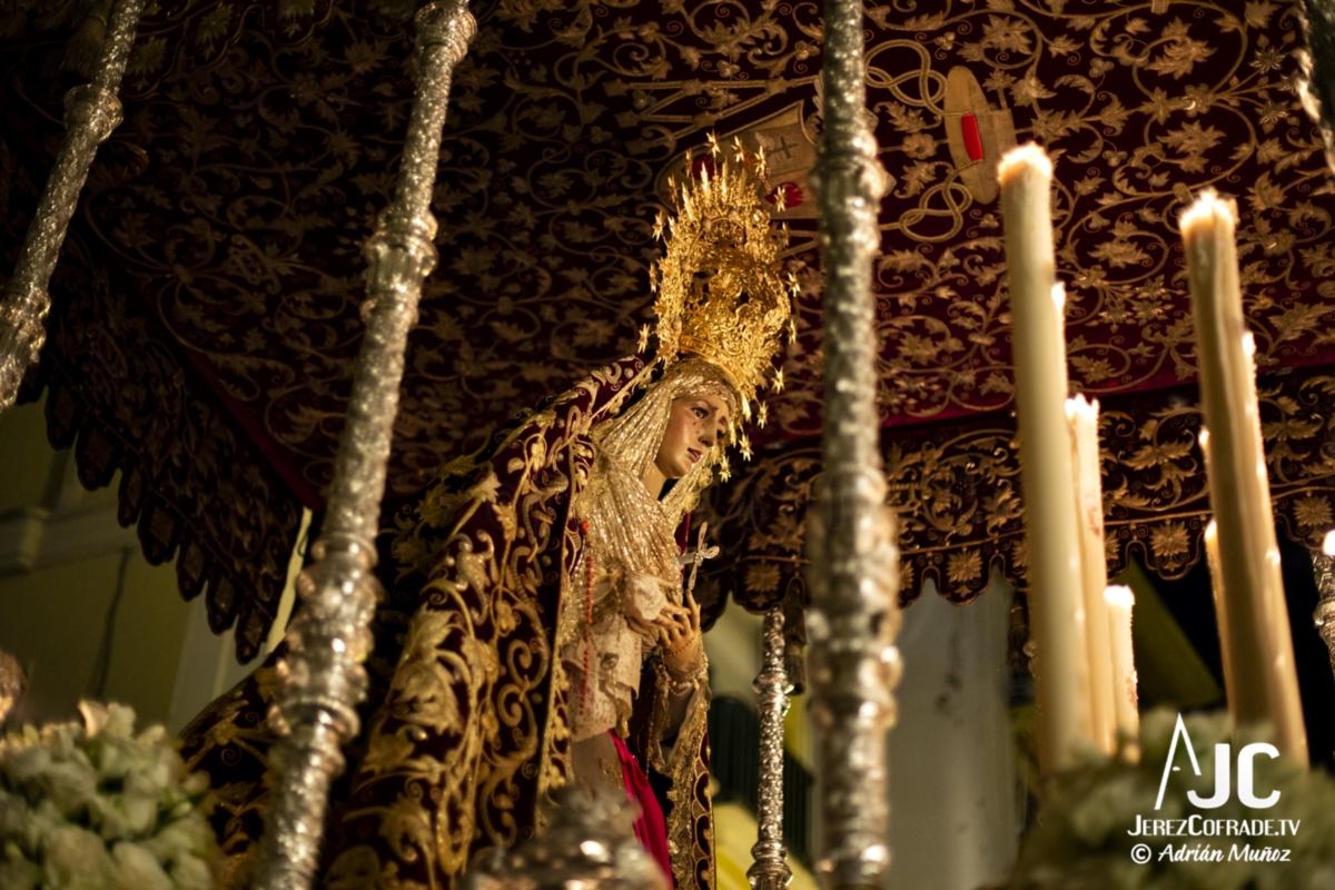 Maria Santisima de la Encarnacion – Noche de Jesús Jerez 2019 (2)